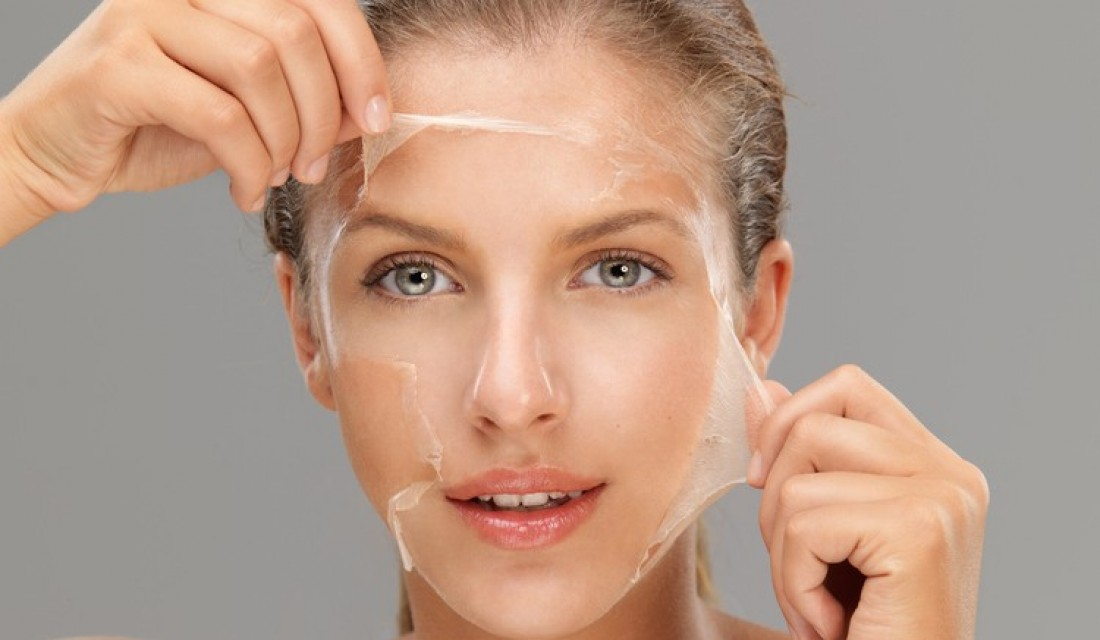 Peeling du visage aux acides de fruits. Trois séance et 1 offerte. avant 30.11.2015